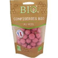 Confiserie Bonbons fraise bio