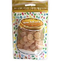 Confiserie Bonbons sachet pastilles au miel 120g APIDIS