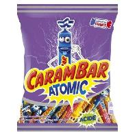 Confiserie CARAMBAR Bonbons Atomic. goût acide - 220 g