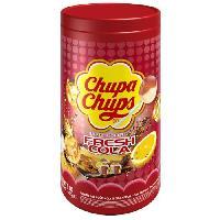 Confiserie CHUPA CHUPS Tubo de 150 sucettes Cola