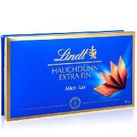 Confiserie Confiserie de Chocolat Lindt Extra Fins Lait - Coffret 180G - Aucune