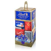 Confiserie Confiserie de Chocolat Lindt Napolitains Assortis  - Tubo 250G - Aucune