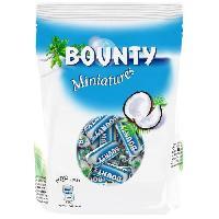Confiserie De Chocolat - Barre Chocolatee Bonbons Bounty miniatures - 130 g