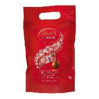 Confiserie De Chocolat - Barre Chocolatee Confiserie de Chocolat Lindt Lindor Lait - Sachet 1Kg-800Boules