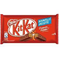 Confiserie De Chocolat - Barre Chocolatee KITKAT Pack de barres chocolatees - 36x 41.5 g - Kit Kat