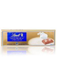 Confiserie De Chocolat - Barre Chocolatee Tablette de Chocolat Lindt Gold/Swiss Premium Lait - 300G - Aucune