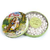 Confiserie De Sucre - Bonbon 6x Boites 190g anis - bonbon anis - Anis De