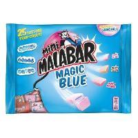 Confiserie De Sucre - Bonbon Bonbons Mini Malabar Magic Blue. gouts - tutti. cola et fraise - 122 g