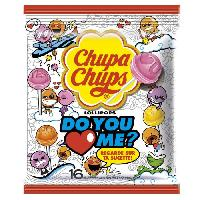 Confiserie De Sucre - Bonbon CHUPA CHUPS Sucettes Do you love me - 192 g