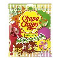 Confiserie De Sucre - Bonbon Sucettes Mixmania - 192 g