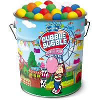 Confiserie Méga Seau Dubble Bubble Gumball Aucune