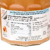 Confiture - Gelee - Marmelade Confiture Extra Allegee de Poires Williams a la Vanille - 320 g