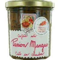 Confiture - Gelee - Marmelade Confiture Extra de Passion Mangue 350g