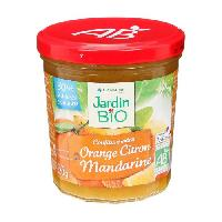 Confiture - Gelee - Marmelade Confiture orange bio - 320 g