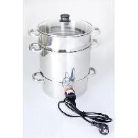 Confiturier - Compotier - Extracteur De Jus DUHALLE 10035 extracteur de jus électrique - inox