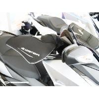 Confort Conducteur Et Passager BAGSTER First Manchon Universel Moto Scooter