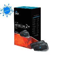 Confort Conducteur Et Passager CARDO Intercom moto - Scala Rider - Freecom 2 + Duo