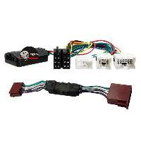 Confort Conducteur Et Passager CDE AU VOLANT compatible avec Nissan 350Z ap03 NAVARA 05-07 XTRAIL AVEC BOSE ADNAuto