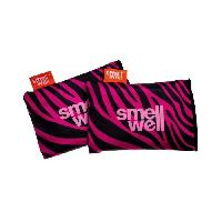 Confort Conducteur Et Passager SmellWell Active - Pink Zebra - pochons désodorisants 3-en-1 Aucune