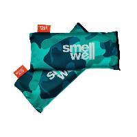 Confort Conducteur Et Passager SmellWell Active XL - Camo Grey - pochons désodorisants 3-en-1 Aucune