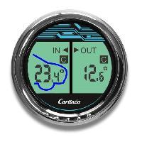 Confort Conducteur Et Passager Thermometre intérieur/extérieur
