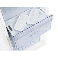 Congelateur Porte BEKO RFNE312E23X - Congélateur armoire - Ventilé - 277 L - A+ - Inox anti-traces