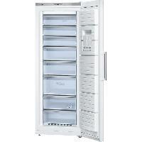 Congelateur Porte BOSCH GSN58AW35 - Congélateur armoire - 360L - Froid ventilé - Classe A++ - L 70 x H 191 cm