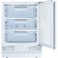 Congelateur Porte BOSCH GUD15A50 - Congélateur encastrable - 82L - Froid Statique - A+ - Fixation de porte a pantographe