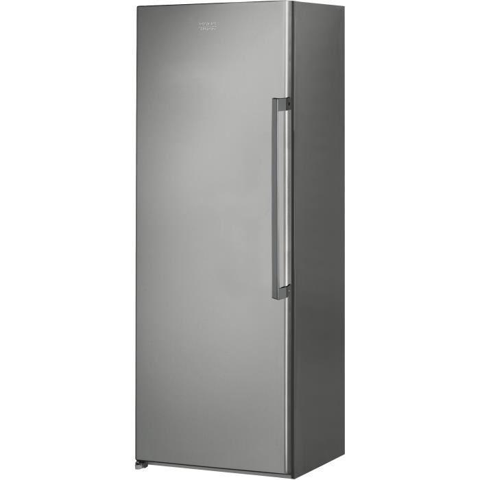 hotpoint zhu6 f1c xi congelateur armoire 222l froid. Black Bedroom Furniture Sets. Home Design Ideas