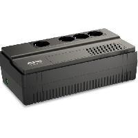 Connectique - Alimentation APC Easy UPS BV 800VA. AVR. Schuko Outlet. 230V