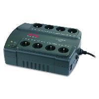 Connectique - Alimentation APC onduleur 400VA Back-UPS BE400