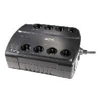 Connectique - Alimentation APC onduleur 550VA + 8 prises BE550G-FR