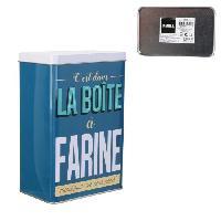 Conservation Des Aliments LA BOITE A Boite a farine BT6704