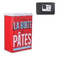 Conservation Des Aliments LA BOITE A Boîte a pates BT6703