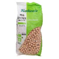 Conserve De Legume BIOTHENTIC Pois chiches - 500g - Generique
