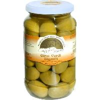 Conserve De Legume CASA BRUNA Olives vertes geantes - 310 G