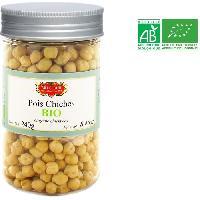 Conserve De Legume ERIC BUR Pois Chiches Bio - 240 g