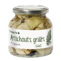 Conserve De Legume FRANPRIX Artichauts Grilles 280 g
