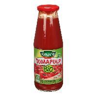 Conserve De Legume PANZANI pulpe de tomates Bio - 690g