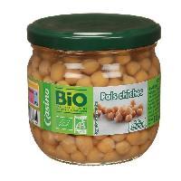 Conserve De Legume Pois chiches - Bio - 37cl