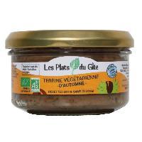 Conserve De Legume Terrine Vegetarienne d'Automne - Bio - Vegan - 120 g