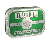Conserve De Poisson Sardine huile olive Tomate
