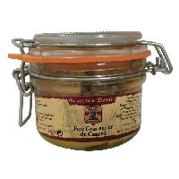Conserve De Viande Foie Gras Entier de Canard - 125 g - Generique