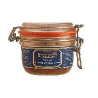 Conserve De Viande Foie Gras de Canard Entier IGP 120g - Domaine De Castelnau