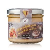 Conserve De Viande LUCIEN GEORGELIN Délice de foie gras au vin blanc moelleux - 100 g