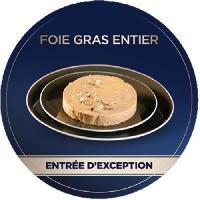 Conserve De Viande MAISON MONTFORT Foie gras de canard entier - recette au poivre de sarawak et chutney - 180 g Aucune