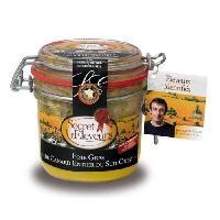 Conserve De Viande SECRET D'ELEVEUR Foie Gras de Canard Entier 180g - Secret D'eleveurs
