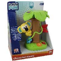 Console - Console Educative INFINI FUN Le Koala Educatif Pour Chaise Haute
