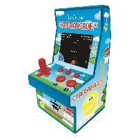 Console - Console Educative LEXIBOOK - Cyber Arcade Console. 200 Jeux. Ecran Couleur LCD 2.8