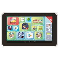 Console - Console Educative LEXIBOOK - LexiTab 7 - Tablette enfant avec applications educatives. jeux et controles parentaux - Pochette de protection incluse